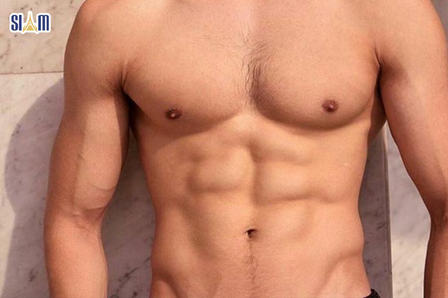 hút mỡ tạo cơ để có body 6 múi
