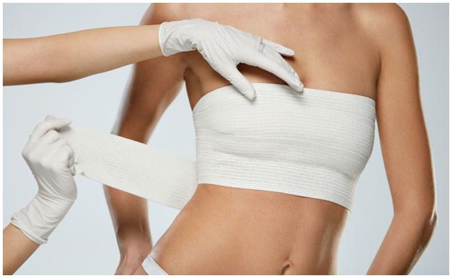 phẫu thuật thẩm mỹ nâng ngực