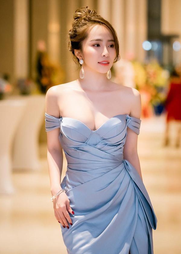 Diễn viên Quỳnh Nga trở nên xinh đẹp, quyến rũ với loạt vai diễn trên sóng truyền hình thời gian qua