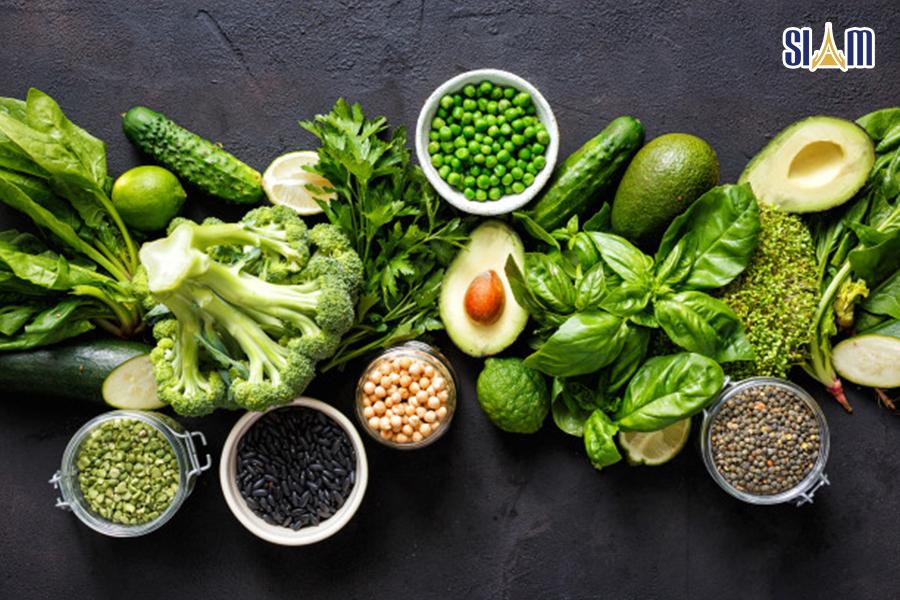 giảm cân hiệu quả nhờ bổ sung nhiều rau xanh